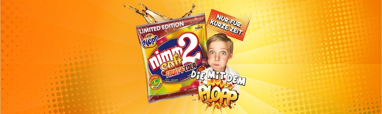 Limited Edition – nimm2 soft Fruit+Cola